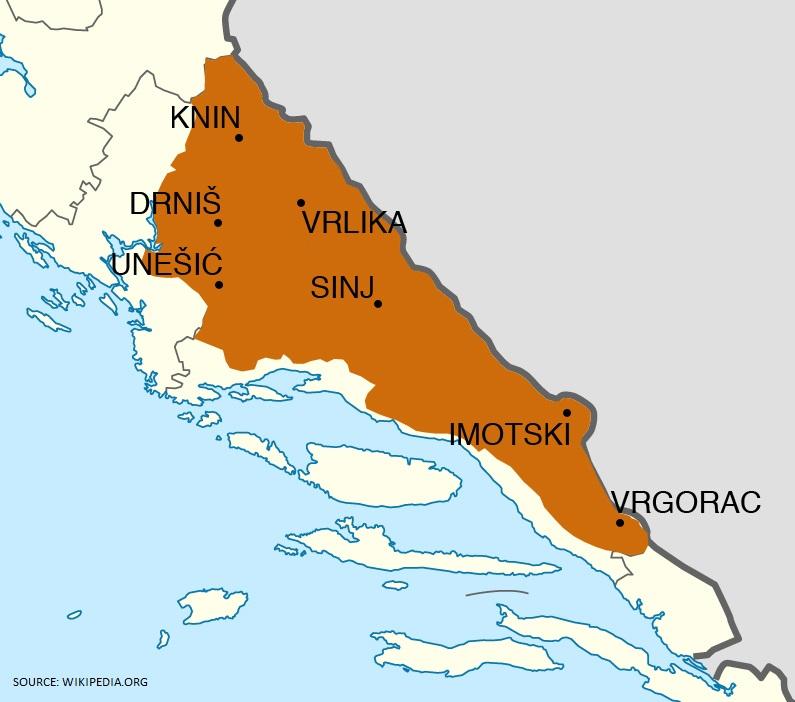 Dalmatinska zagora